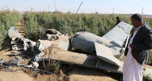 التحالف العربي يسقط طائرة حوثية دون طيار كانت تستهدف مدينة نجران