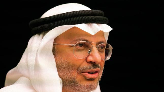 أنور قرقاش يعتبر البيان السعودي الإماراتي المشترك حول اليمن تأكيدا على شراكتهما الاستراتيجية
